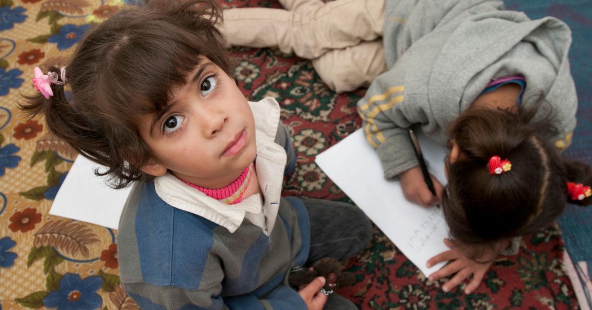 Hjelp syriske flyktninger